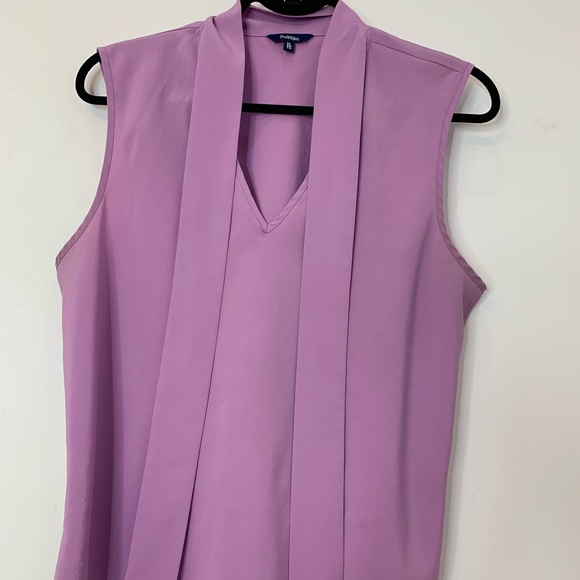 Tops - Blouse sleeveless lilac